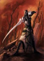 Nyal - Soulless Assassin by cwalton73