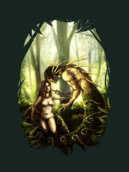 The Seduction of Eve by oneoftwo