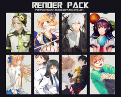 Render Pack 01 by Erion-xx