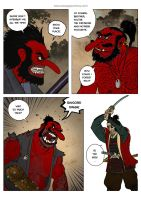 Ronin  Blood 07 by EMPAYAcomics