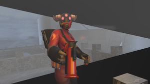 -=-=-= TF2 AU - Pyro =-=-=- by FoxValoKne