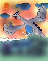 Lugia the legend reborn by Franky869