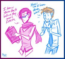 Hipster Fact Core by Inonibird