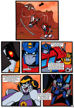 Transformers: Bloodline PAGE 22 by KingRebecca