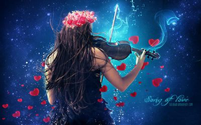 Song of Love by Lucinhae