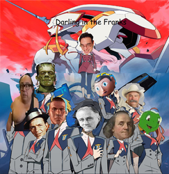 Darling in the Franks by Welshy420