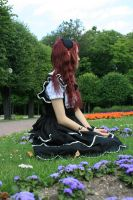 Gothic Lolita 19 by Kechake-stock