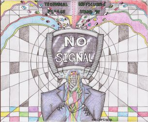 No signal/ or... by FaDemian