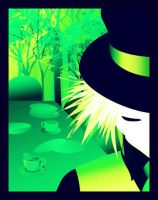 The Mad Hatter by thefontbandit