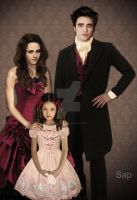 Cullens by sapphira1234