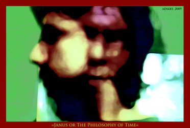 Janus - Philosophy of Time by LucyPhermann