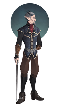 Nobleman by Jakiron
