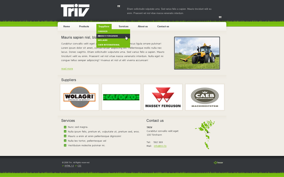 triv by outlines by webgraphix