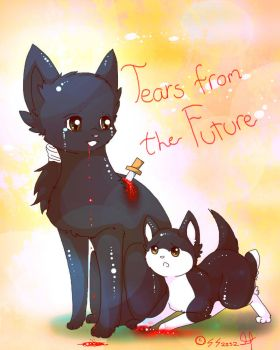 :Hetalia: :China and Japan: Tears from the Future by JazuNeon