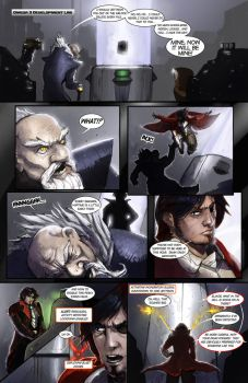 Galefire Chronicles - Page 2 Issue 1 by Michael-Galefire