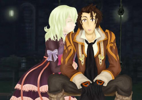 Tales of Xillia - Then I'll be your Friend by MisoKrattz