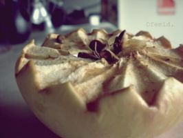 Apple. by Ofemid