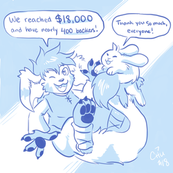 Made it to $18,000! by raizy