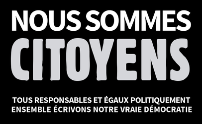Nous sommes Citoyens by GentilsVirus