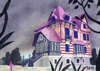 House -Background Concept 2- by sat-s