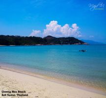 Choeng Mon Beach by meanart