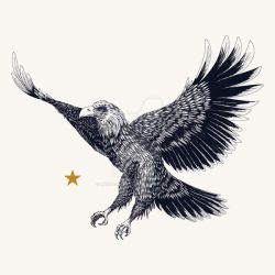 Eagle by Mad pepper by madpepperdesign