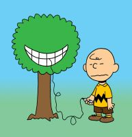 Happy 60th Charlie Brown by joshnickerson