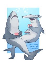 Shark Tea by spider999now