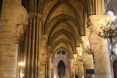 Faces, The Pilars Mark II by Wess4u