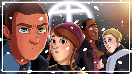 'No. I want them to see.' - Detroit: Become Human by ruebharb