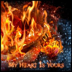 My Heart is Yours by Lilyas