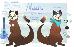 Maru Otter 2016 by Keybladefire