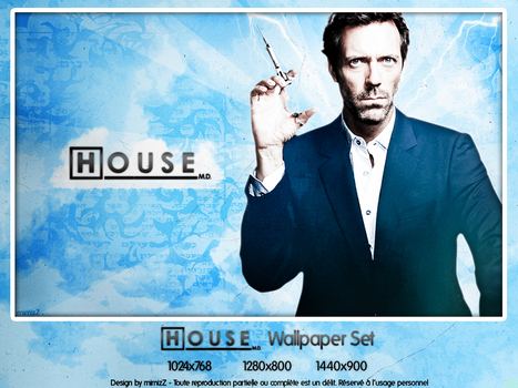 House MD Wallpaper by mimizz