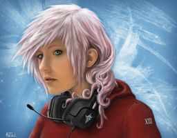 Lightning Gamer by antilul