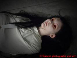 Insanity Shoot: Dark thoughts by GothicRavenMidnight