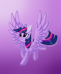 Twilight Sparkle by LavenderHeartsMLP