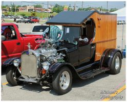 Cool Hot Rod Truck by TheMan268