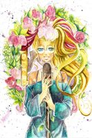 .:Sing to me:. by ElfenCeres