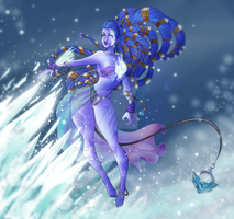 .:Final Fantasy Shiva:. by EmzRoze