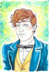 Newt by MyDreamerShop