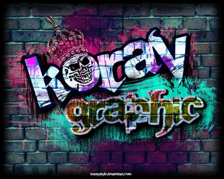 Koray Graphic by koraystyle