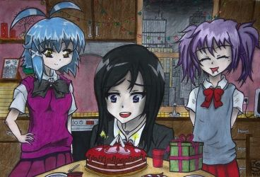 Happy birthday Tomomi! by AnimeGeorge2001