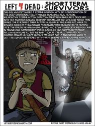 Left 4 Dead Comic No. 1 by thechrishaley