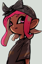 Octoling by Foxeaf