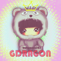 GD MOUSE.The Bigshow by babymoon321