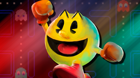 Pac-Man by nintendo-jr