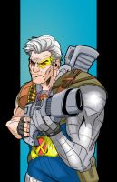 Cable by jksketch