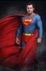 I2: Superman Classic by AnubisDHL