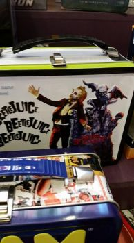 Beetlejuice lunchbox by yaoilover22