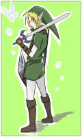 OOT: Hero of Time by AwesomeShinigami